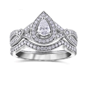 Spectra Ring Silver