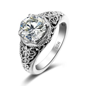 Circle of Elegance Ring (Diamond)