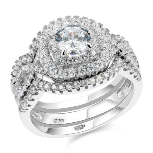 Affinity Ring Silver